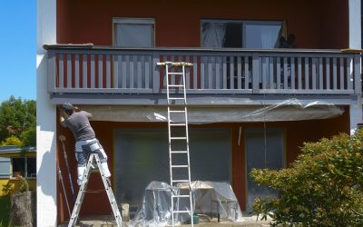 How Can You Tell If It's Time to Repaint Your Home's Exterior?